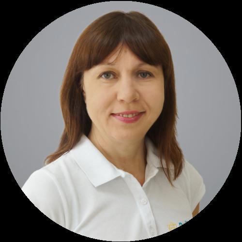 Федина Ірина Генадіївна