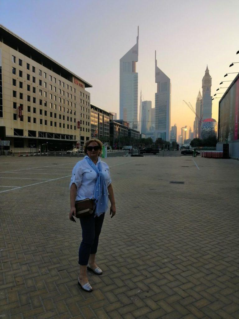 Всесвітнії конгрес неврології WCN 2019 року в Дубаї, ОАЕ.