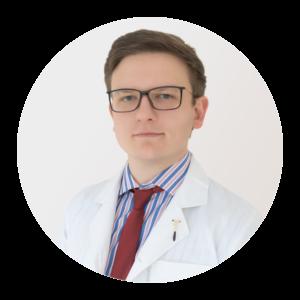 Боженко Мирослав Ігорович – лікар невролог