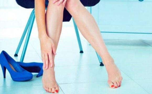 Набряки ніг – коли нога не входить в туфельку