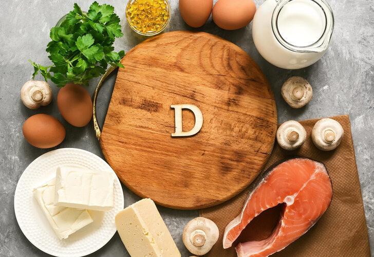 Вітамін D або кальциферол